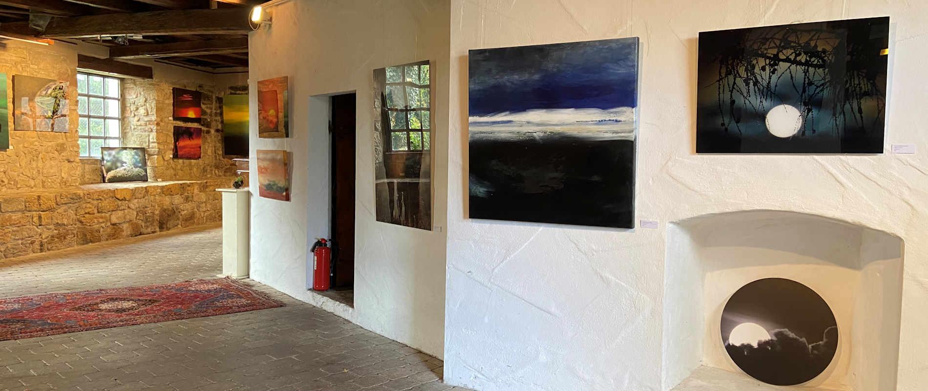 Ausstellung Dölker Ehmann Licht und Schatten