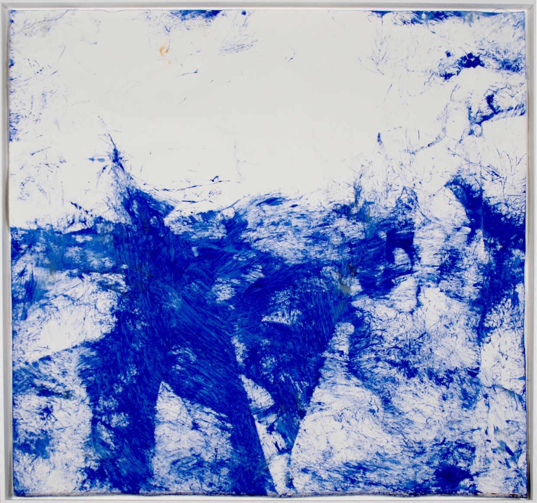 Wiese1 - Gemälde von Eva Doelker-Heim