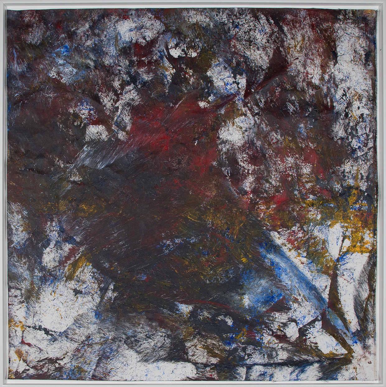 Wiese3 - Gemälde von Eva Doelker-Heim
