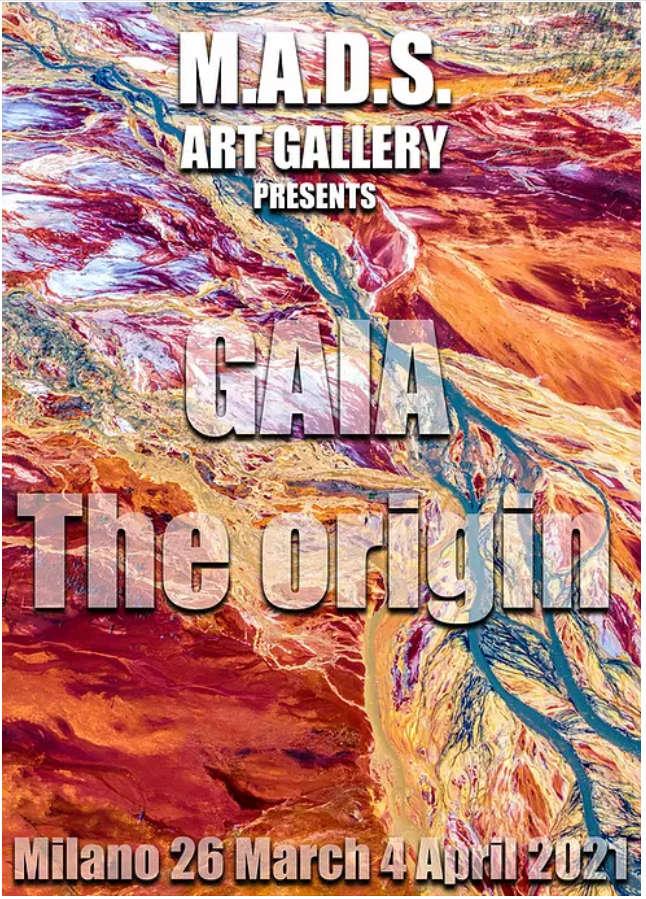Plakat der Ausstellung
