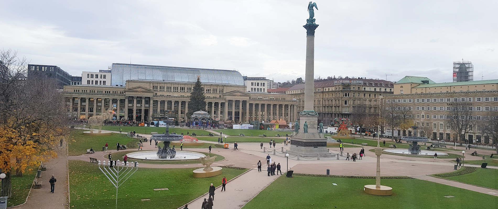 Schloßplatz Stuttgart