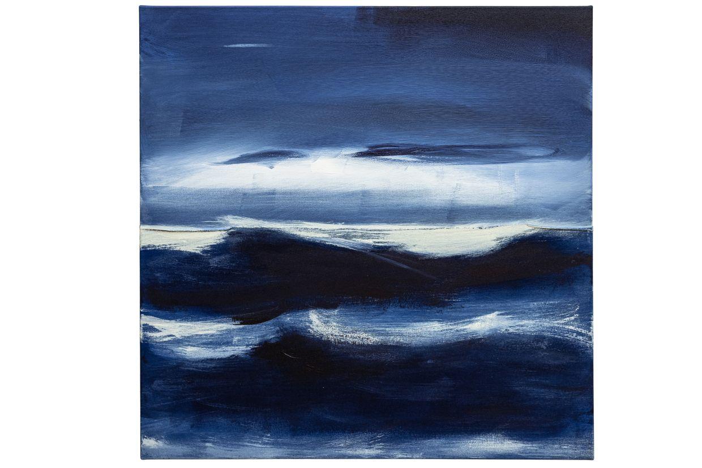 Wildes Meer Gemälde von Doelker-Heim 2020