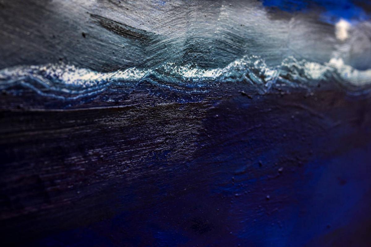 Detail Nr. 1 von 'Am Äussersten Meer